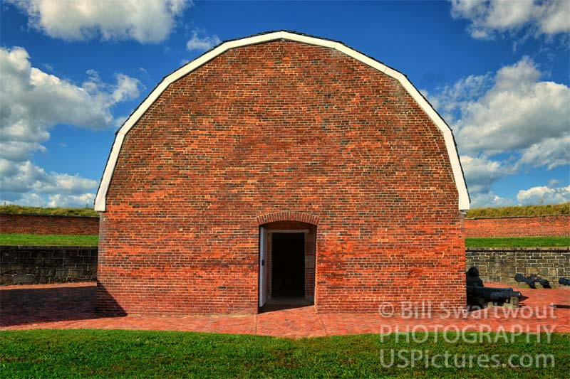 Fort McHenry Gunpowder Magazine