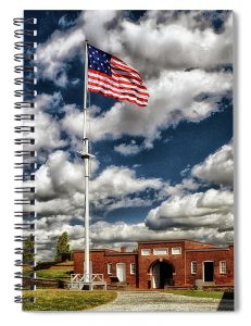 Fort McHenry Parade Grounds and Flag